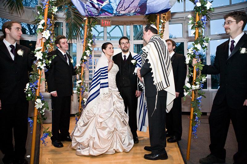 Jewish Wedding Ceremony | Backyard Huppah | Page 2