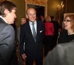 Prince Philip Buckingham Palace Reception