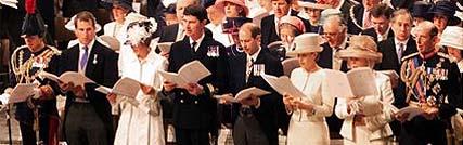 British Royal Family Wedding