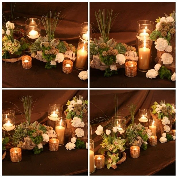 Tips for Designing Long Wedding Tablescapes