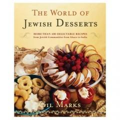 Jewish dessert cookbook Gil Marks