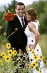 fiftyflowers DIY bride and groom