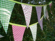 pennant banner by Lilybella