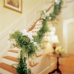 Plumosa Greens Garland Source Fiftyflowers-com
