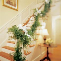 Plumosa Greens Garland Source Fiftyflowers-com