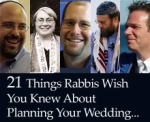 Jewish interfaith wedding rabbis