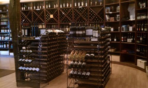 Kedem Winery tasting room