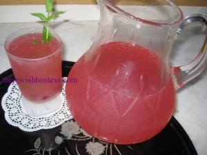 pomegranate sangria recipe kosher