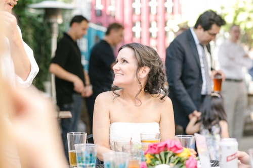 East River Bar Brooklyn NY wedding reception