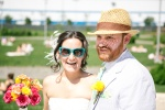 Wedding East River State Park Brooklyn