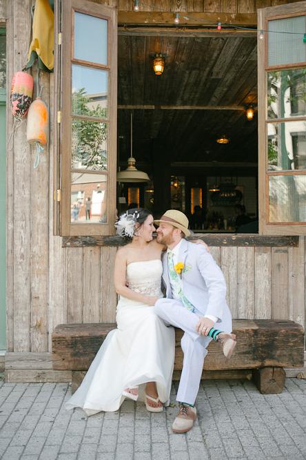 wedding East River Bar williamsburg brooklyn