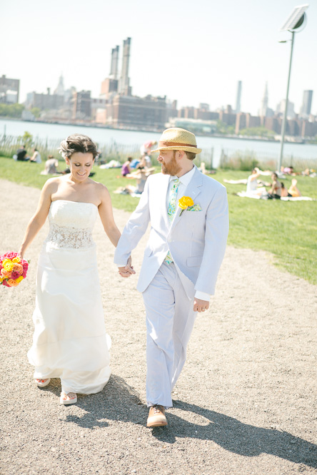 Wedding Venue Park Brooklyn New York