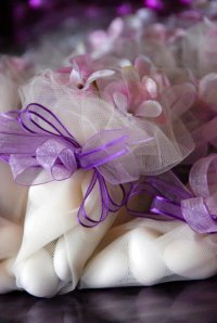 Sugared Almonds Wedding Favors