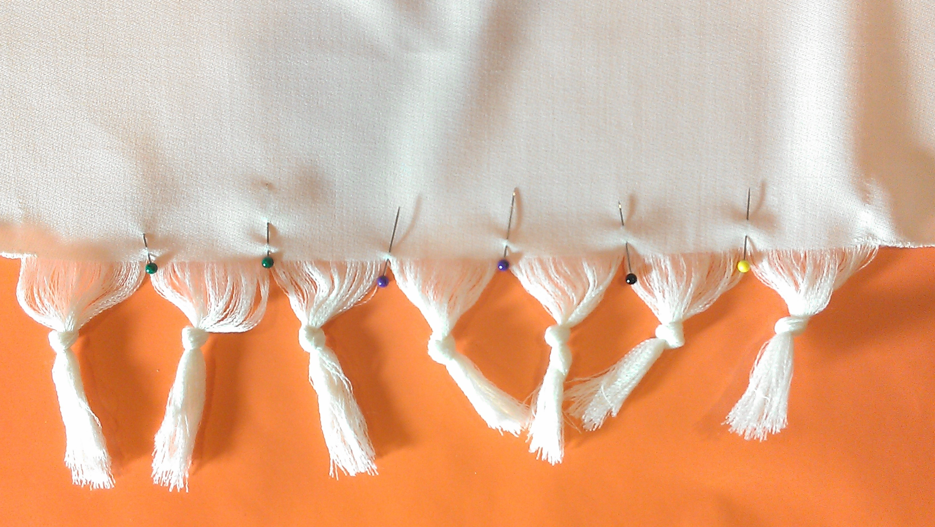 How to Make a Tallit