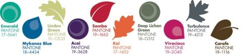 Pantone Colors 2013