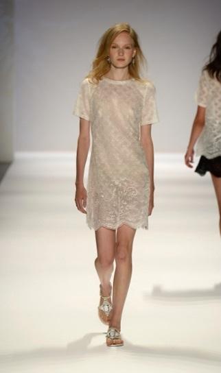 Tadashi Shoji New York Fashion Week 2013 Spring 2014