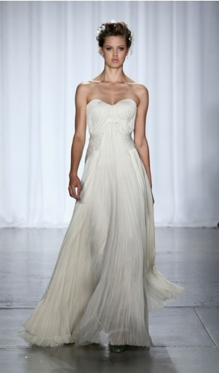 Zac Posen New York Fashion Week 2013 Spring 2014