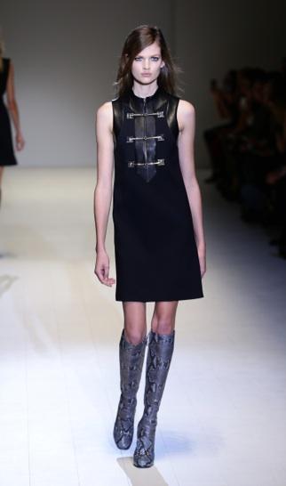 Gucci fall 2014 new york fashion week