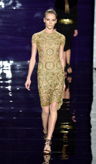 reem acra fall 2014 new york fasion week