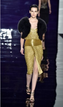 Reem acra fall 1024 new york fashion week