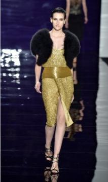 Reem acra fall 1024 new york fashion week