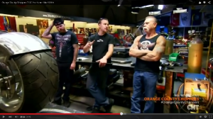 Orange County Choppers television show screenshot